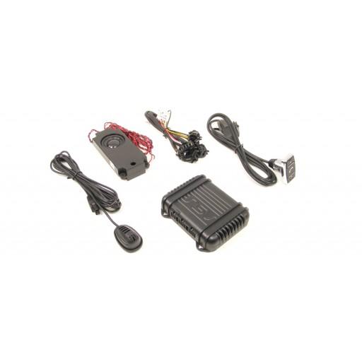 Con-Verse 250-7500-SPK1 (Single Speaker) Universal Aftermarket Handsfree Bluetooth® System
