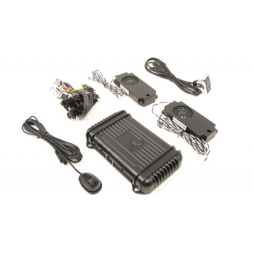 Con-Verse 250-7500-SPK1 (Dual Speaker) Universal Aftermarket Handsfree Bluetooth® System