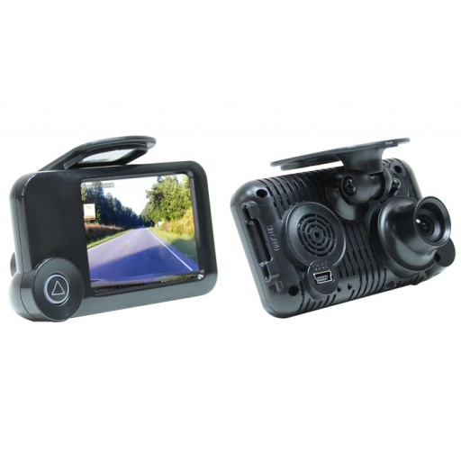 Rostra DashCam 250-8918 Dashboard 1-Channel Video Recording Camera